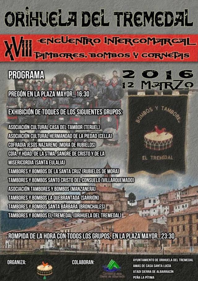 Poster_encuentro-comarcal-bombos-tambores-orihuela-2016