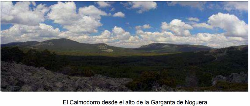 Caimodorro-ubicacion